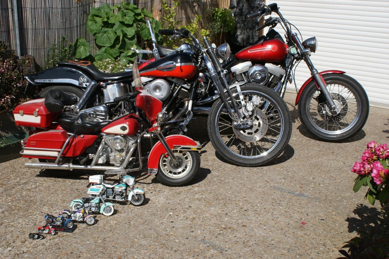 Harley Davidson Toys : Jouets harley davidson toys
